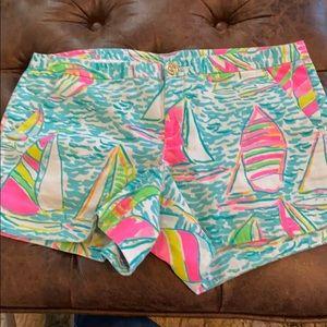 Euc you gotta regatta pop up adie shorts